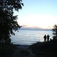 Байкал засыпает(озеро Байкал,Рес.Бурятия июль 2010г.) :: Иван Медоф