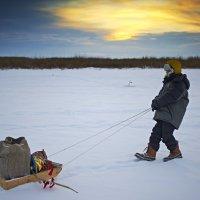 Юный рыбак :: Azizbek Gabdullin