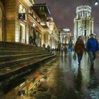 Незимняя зима осеннюю тоску усугубляет... :: Ирина Данилова