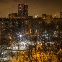А из нашего окна :: Elena Ignatova