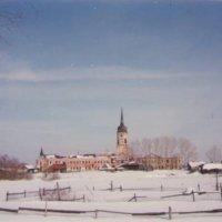 Заброшенный Николо-Радовицкий монастырь :: Виктор Мухин