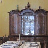 Столовая в доме Л.Н. Толстого. :: Маера Урусова