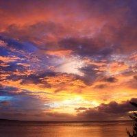Тихоокеанский закат. :: Мила