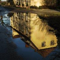 Дом в луже :: Ира Балкина