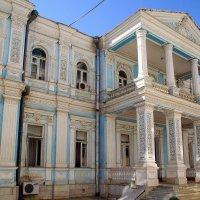 Здание Русско-Китайского банка в Самарканде (1896 г.) :: Денис Кораблёв