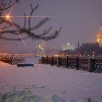 вечерняя Москва :: Ярослава Бакуняева