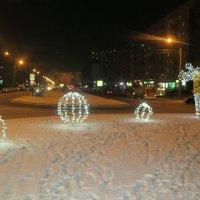 Новогодние украшения Петербурга. :: Валентина Жукова
