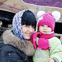Ми гуляємо на снігу :: Степан Карачко