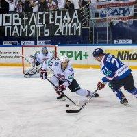 В атаке :: Василий Игумнов