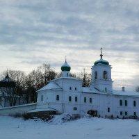 Мирожский монастырь. :: Светлана Агапова