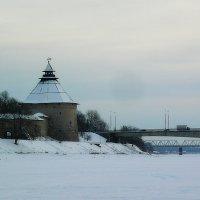 Покровская башня. :: Светлана Агапова