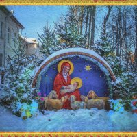 """Рождество Христово."" :: victor buzykin"