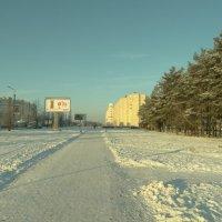 путь вперёд... :: Михаил Жуковский