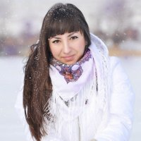 пришла зима :: Olga Gushcina