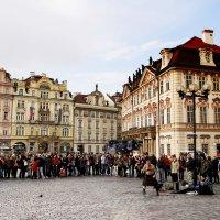 Когда город оживает :: Diana Razgulova