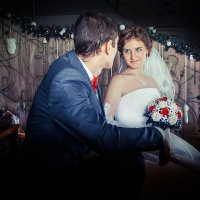 Максим и Елена :: Anna Dontsova