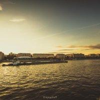 Москва река :: Маша Крайнуша