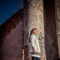 На развалинах усадьбы :: Маша Крайнуша