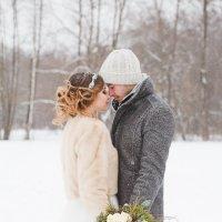 Зимняя любовь :: Лола Алалыкина