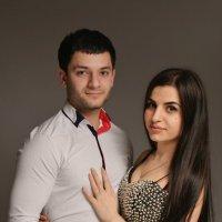 Нора и Арсен :: Екатерина Жукова