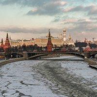 Новогодняя Москва. 2016 год. Фото 4. :: Вячеслав Касаткин