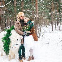 Свадьба с яком :: Николай Абрамов