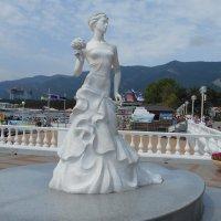 Белая невесточка :: Сергей Грымов
