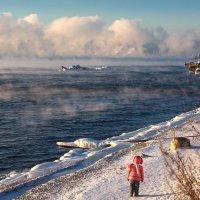 Берег Байкала :: Андрей Шаронов