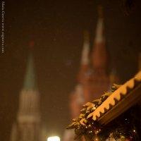 Новогодняя Москва :: Мария Гусева