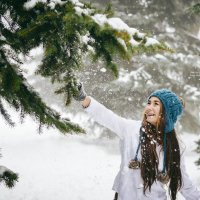 Зимняя пора :: Katerina