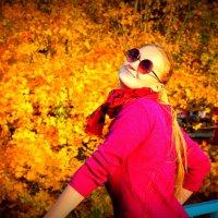 Осеннее настроение :: Алина Лисовская
