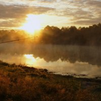 вот и солнце встало... :: Александр Прокудин