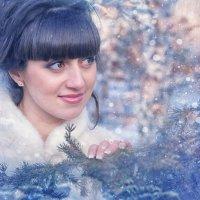 Зимушка :: Екатерина Беникаускене