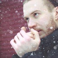 man in Snow :: Яна Ёлшина