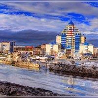 Краснодарский край. г. Горячий ключ. 9 января 2016 г. :: Александр