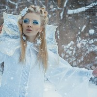 Снежная королева :: Екатерина Бурдыга