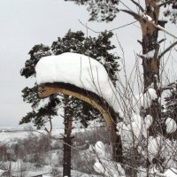 В зимней шапочке :: Galaelina