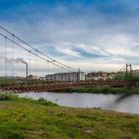 Река Воркута :: Сергей Щеглов