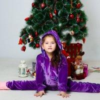 Новогодняя сказка :: Ксения Барулина