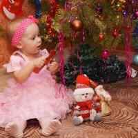 Живая кукла :: Вероника Подрезова
