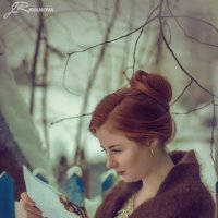 трогательная Яночка :: Юлия Раянова