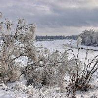 И  лед  и  снег. :: Валера39 Василевский.