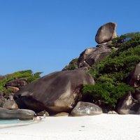 На Симиланских островах. :: Чария Зоя