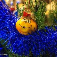 Дорогие друзья,со старым Новым годом вас! :: Николай Волков