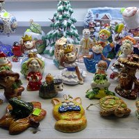 Сувениры в Пассаже :: Вера