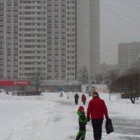 Надеюсь, фотограф успел меня снять! :: Андрей Лукьянов