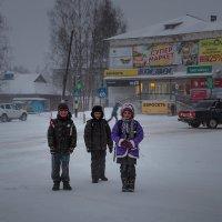 Непогода в городе :: Валентин Кузьмин