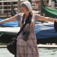 Венеция!Она,вот такая! :: Сергей Собиневский