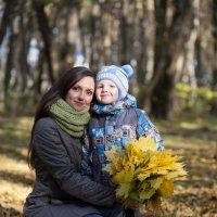последний теплый день осени :: Владимир Кувардин