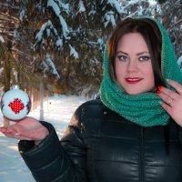Зимняя прогулка :: Ольга